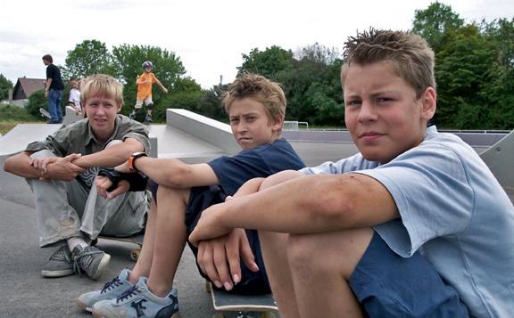 Alex, Nick, Martin 2004