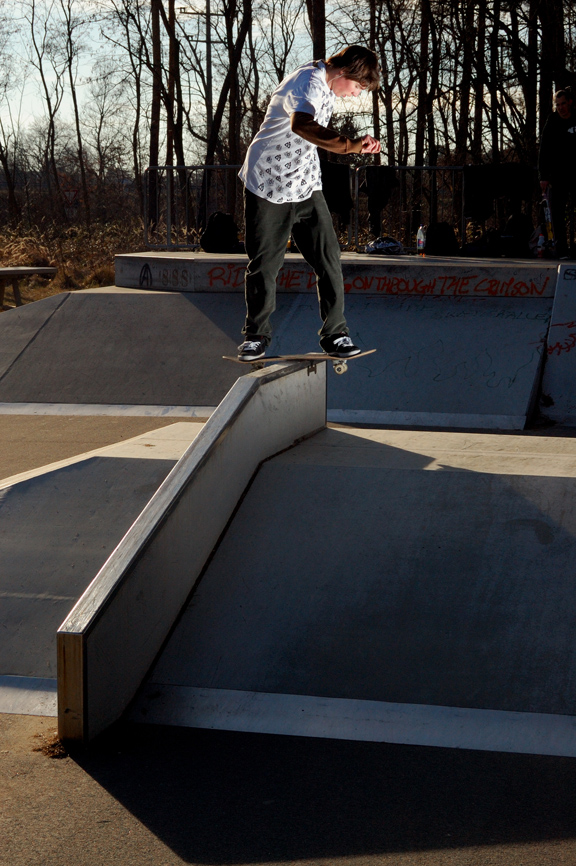 Stig - Fs Boardslide